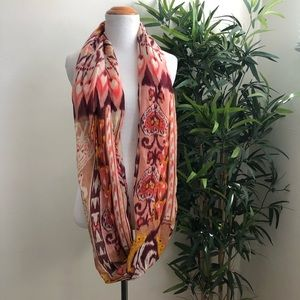 Multi color Tube Scarf  | OS